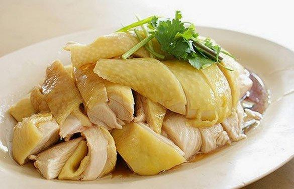 Thịt gà nằm trong trong top các món ăn tuyệt đối không nên ăn khi bị thương